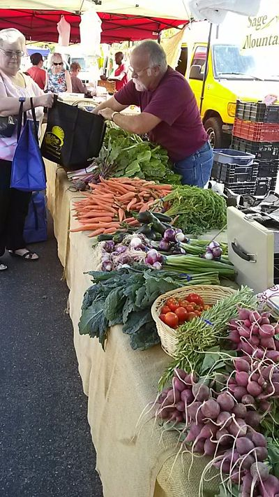 Alpine Farmers Market Vegetable Assortment