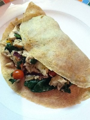 RSFSwiss Chard mushrooms tomato and chicken crepe (3)_opt